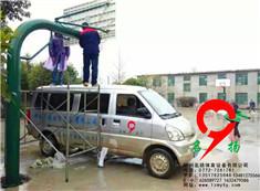桂林永福篮球架安装厂家-名扬体育