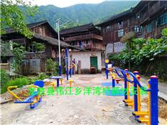 龙胜县行政村器材安装顺利进行