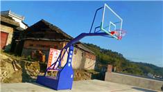 龙胜六个村镇移动篮球架安装