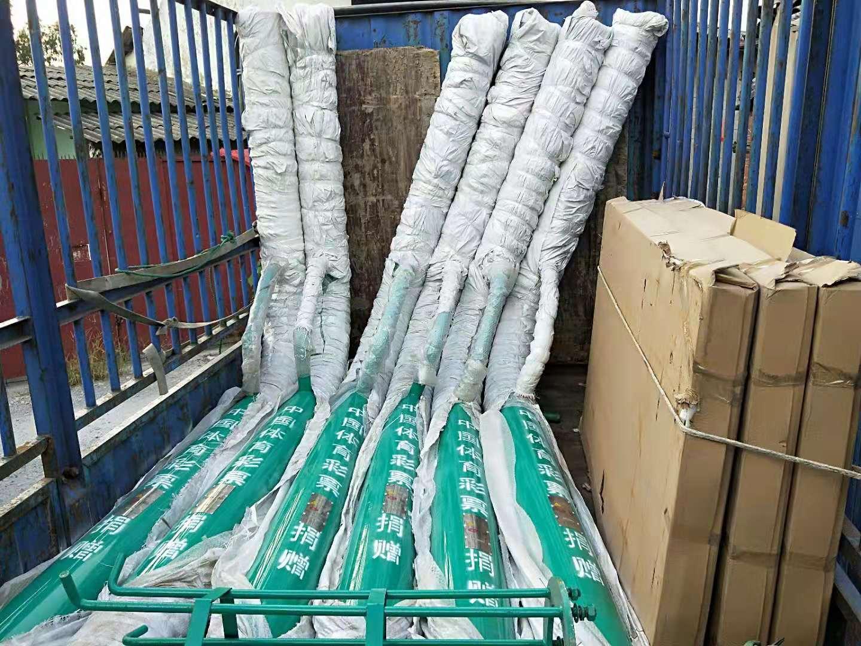 桂林资源篮球架发货