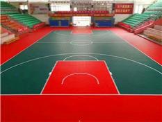 篮球场拼装地板