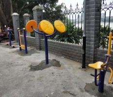 柳州小区室外健身器材安装
