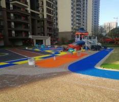 玉林幼儿园EPDM塑胶地板