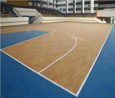 PVC运动地板体育地板
