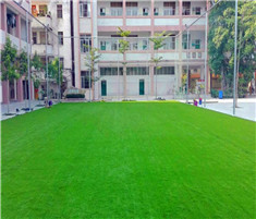 人造草坪铺设