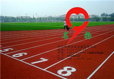 职业技术学院塑胶跑道