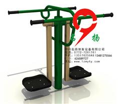 健身器材双位钟摆器