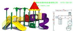 幼儿园滑滑梯MY-N4