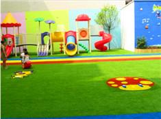幼儿园人工草皮