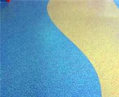 幼儿园PVC塑胶地板施工