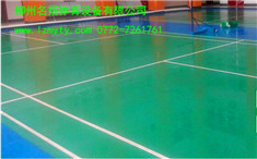 PVC网球场塑胶球场案例