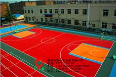 柳州鹿寨县塑胶拼装地板