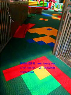 幼儿园拼装地板厂家