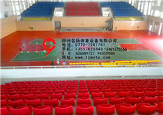 篮球场硅pu塑胶球场施工