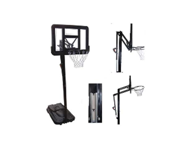MY-X5-HY013成人休闲篮球架