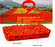 名扬体育 EPDM—塑胶跑道 运动跑道用材