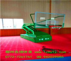 柳州巡逻警察之队PVC类型塑胶拼装地板,高桶透明移动式篮球架安装