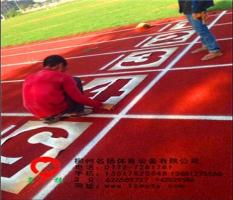 柳江体育中心塑胶跑道