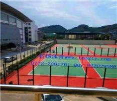 桂林理工大学运动场围网