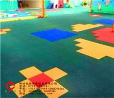 广西梧州市万秀区幼儿园EPDM多彩塑胶地板厂家直销