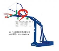广西钦州市篮球架厂家直销