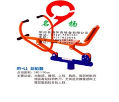 划船器锻炼的主要功能
