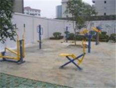 公司案例-广西桂林灵川工商局户外健身器材