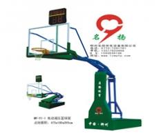 广西玉林市厂家直销MY-Y1-1电动液压篮球架
