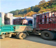 送往广西桂林资源县各乡镇的器材已到资源