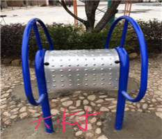 广西桂林临桂厂家包安装户外健身器材-伸背器