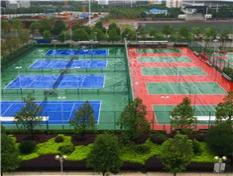 桂林理工大学球场围网