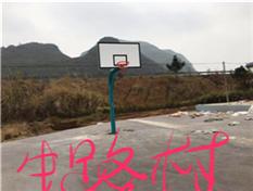 桂林临桂南边山镇东山村委牛路村器材安装