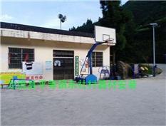 龙胜县平等镇东社村健身器材安装