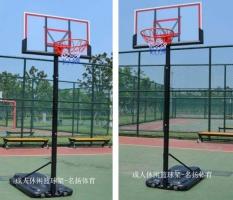 成人休闲篮球架MY-X1-H076A