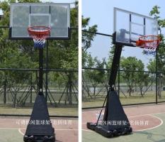 成人休闲篮球架(大板)MY-X3-H027