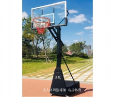 MY-X12-YL112成人休闲篮球架