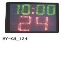 电子24计时24秒计分牌MY-GH-1