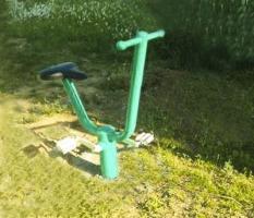 直立健身车MYSJ-024A