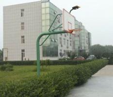 太阳能篮球架MYSJ-033T