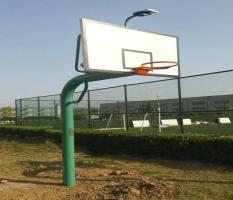 太阳能篮球架MYSJ-034T