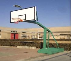 移动式太阳能篮球架MYHJ-1007T